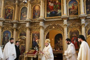 Ortodox karácsonyi liturgia 04