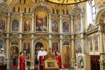 Ortodox karácsonyi liturgia 15
