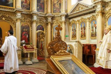 Ortodox karácsonyi liturgia 06