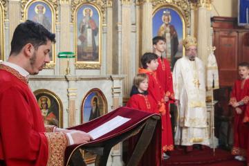 Ortodox karácsonyi liturgia 21