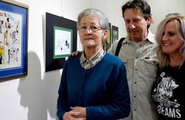 Molnár György kiállítása 50