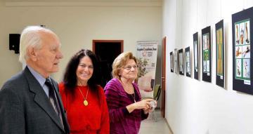 Molnár György kiállítása 80