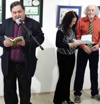 Molnár György kiállítása 16