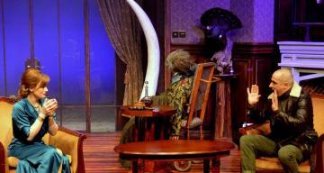 Agatha Christie: Váratlan vendég 03