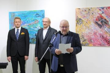 Ferenczy Tamás kiállítása 01