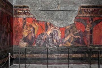 Megkezdődött az ásatás Pompeji romjainál 11