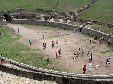 Megkezdődött az ásatás Pompeji romjainál 17
