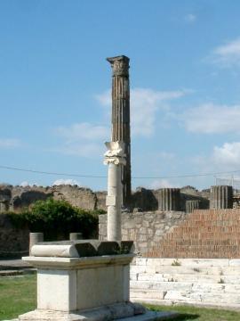 Megkezdődött az ásatás Pompeji romjainál 14
