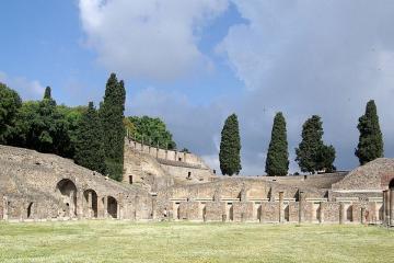 Megkezdődött az ásatás Pompeji romjainál 18