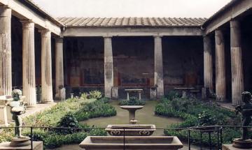Megkezdődött az ásatás Pompeji romjainál 07