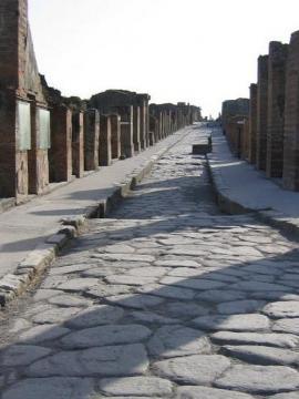 Megkezdődött az ásatás Pompeji romjainál 02