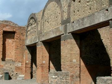 Megkezdődött az ásatás Pompeji romjainál 12