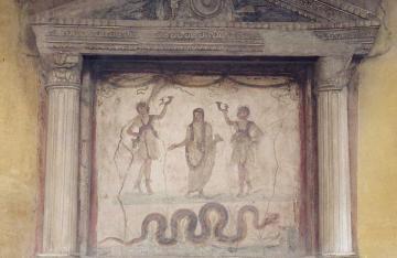 Megkezdődött az ásatás Pompeji romjainál 08