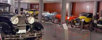 Museum of Automotive History 02