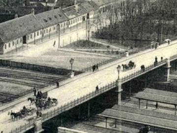 A ''monumentális'' Baross híd építésének története