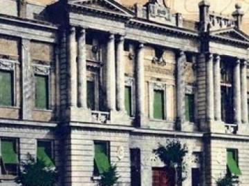 A győri Pénzügyi Palota története 1945-ig