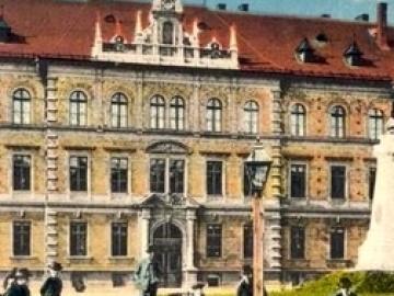 A győri főreáliskola, a későbbi Révai Miklós Gimnázium