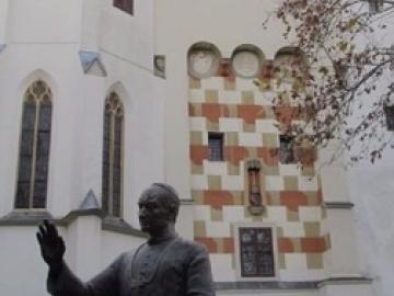 A győri Püspökvár zenei emlékei
