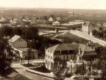 A Radó-sziget a 20. században