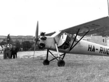 A győri repülőtér