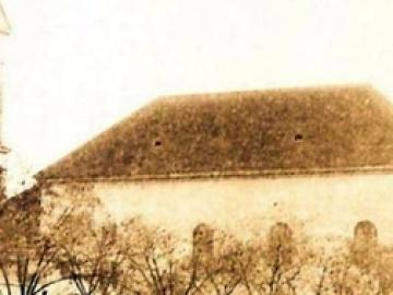 A győr-nádorvárosi kamillus templom