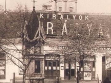 Volt egy mozi...: A győri Elite Mozi (1922-1953)