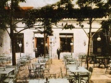 A Hungária kávéház tulajdonosa, a népdalgyűjtő Limbeck Ferenc - Limbay Elemér