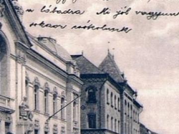 A kereskedelmi és iparkamara székháza