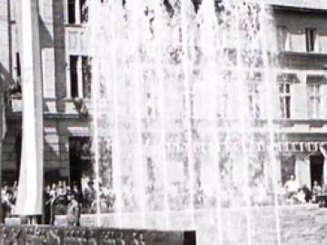 A 700 éves Győr (1271-1971) emlékmű története