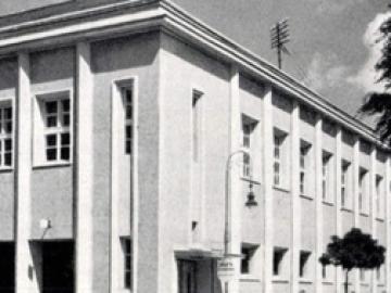 A Városi Kultúrház – A ''hajléktalan kultúrintézmények'' reménysége az 1930-as években