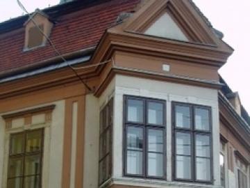 Ecker János, Győr krónikásának háza