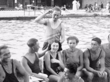 A győri strand- és termálfürdő múltjáról
