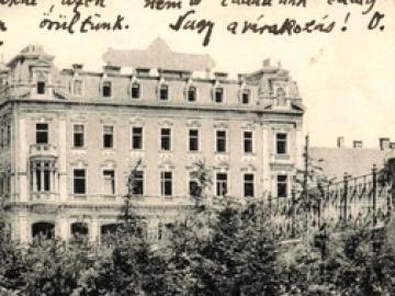 Gázlámpák Győr utcáin