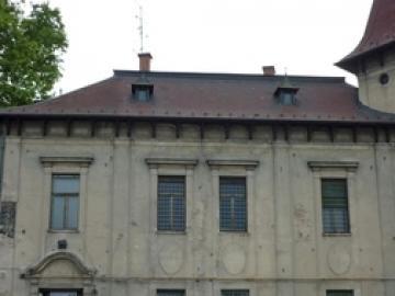 A győri Schlichter villa története