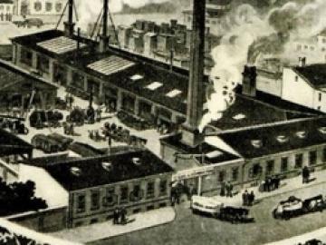 A Stádel Gépgyár – Győr első gépgyára