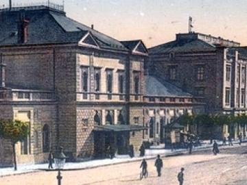 A győri vasútállomás átépítése a 19. század végén
