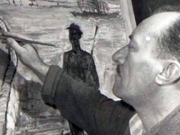 105 éve született Joanovits István győri festőművész