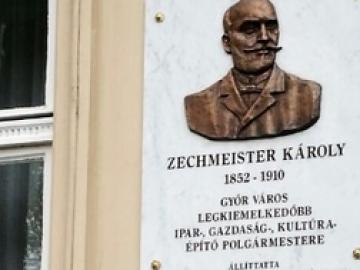 165 éve született Zechmeister Károly