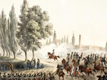 A Győr környéki ütközet