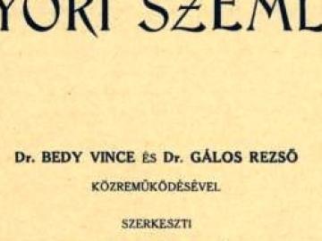 A Győri Szemle (1930-1944)