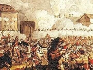 Győr tíznapos ostrom után francia kézre került