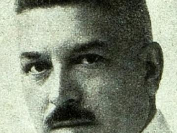 75 éve halt meg Glück József győri fényképész