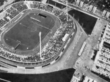 Június 22. ‒ Átadják a Rába ETO labdarúgócsapatának stadionját (1977)