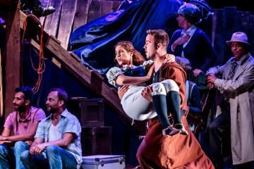 Magyarock Dalszínház: A padlás 35