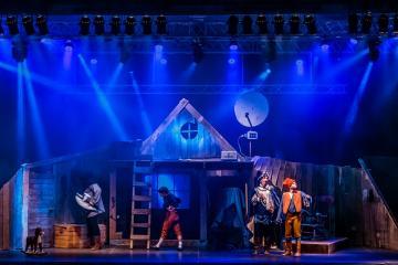 Magyarock Dalszínház: A padlás 04