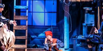 Magyarock Dalszínház: A padlás 14