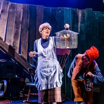 Magyarock Dalszínház: A padlás 11