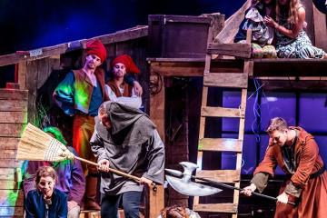 Magyarock Dalszínház: A padlás 34