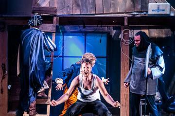 Magyarock Dalszínház: A padlás 19