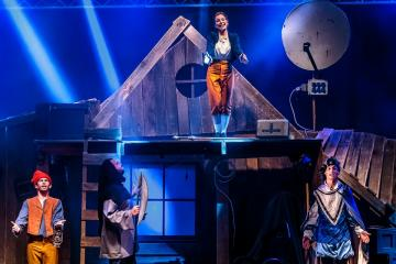 Magyarock Dalszínház: A padlás 06